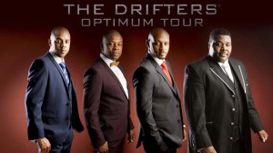 The Drifters in concert @ Grand Theatre | Blackpool | United Kingdom