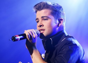 Joe McElderry @ Grand Theatre | Blackpool | United Kingdom