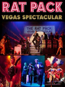 Rat Pack Vegas spectacular @ Opera house | Blackpool | United Kingdom