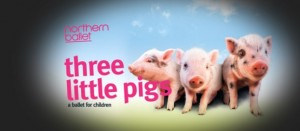 Three little pigs @ Grand Theatre | Blackpool | United Kingdom