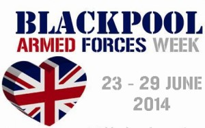 Blackpool Armed Forces Week