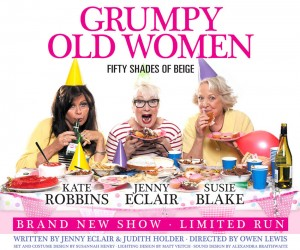 50 Shades of Beige - Return of the grumpy old women @ Grand Theatre | Blackpool | United Kingdom