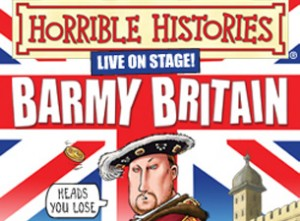 Horrible Histories @ Grand Theatre | Blackpool | United Kingdom