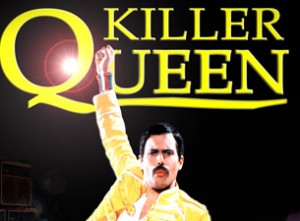 Killer Queen @ Opera house | Blackpool | United Kingdom
