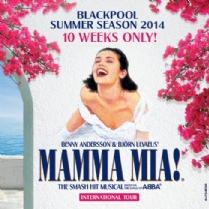 Mamma Mia! @ Opera house | Blackpool | United Kingdom