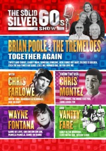 Solid silver 60's show @ Grand Theatre | Blackpool | United Kingdom