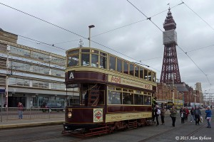 Totally transport! @ New South Promanade and The Solaris Centre | Blackpool | United Kingdom